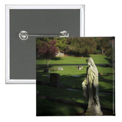 Oregon, lago Oswego, cementerio pionero de Oswego Pin Cuadrado