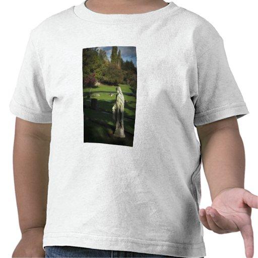 Oregon, lago Oswego, cementerio pionero de Oswego Camiseta