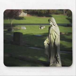 Oregon, Lake Oswego, Oswego Pioneer Cemetery Mouse Pad