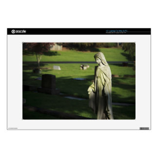 Oregon, Lake Oswego, Oswego Pioneer Cemetery Skin For Laptop