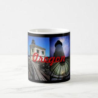 Oregon Lighthouse Montage Mug - Customized
