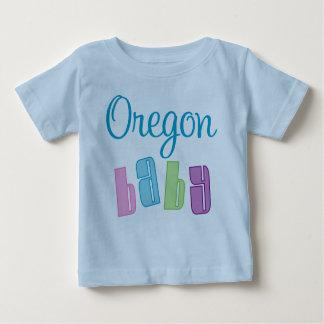 Oregon lindo embroma la camiseta