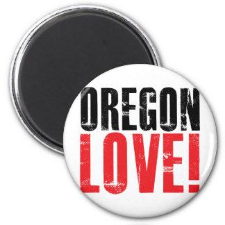 Oregon Love Magnet