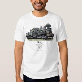 Oregon Lumber Co. Shay #7 T-shirt