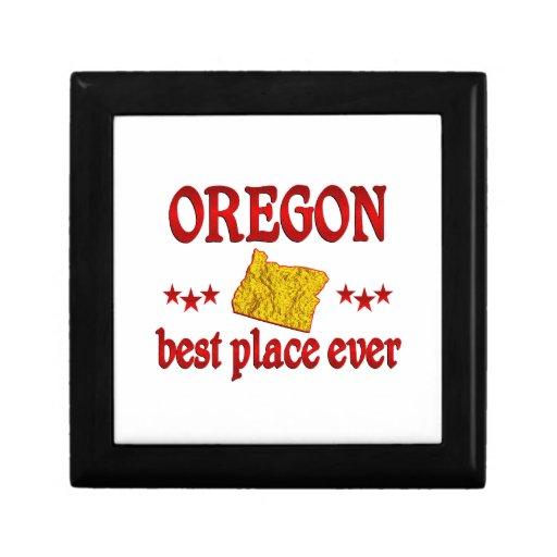 Oregon mejor joyero cuadrado pequeño