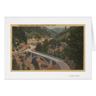 Oregon meridional - puente pionero, cala del barra felicitacion