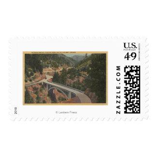 Oregon meridional - puente pionero, cala del envio