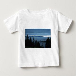 Oregon Mist Forest Baby T-Shirt
