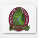 Oregon Mountain Brewing Mouse Pads