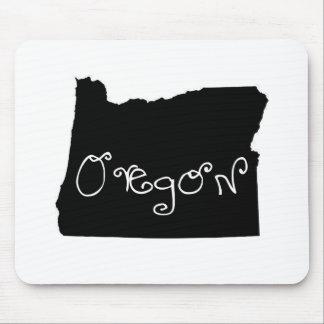 Oregon Mouse Pad