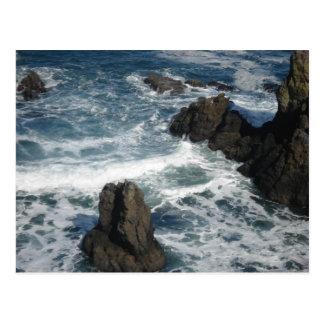 Oregon Ocean Postcard