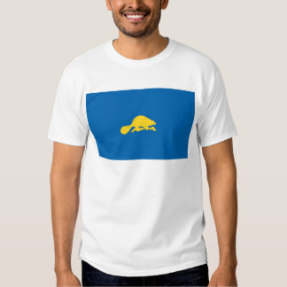 Oregon  Official State Flag Reverse T-Shirt