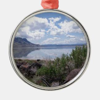 Oregon Outback Lake Abert Christmas Ornament