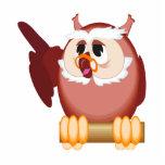 Oregon Owl Acrylic Cut Out