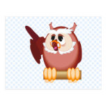 Oregon Owl Postcard