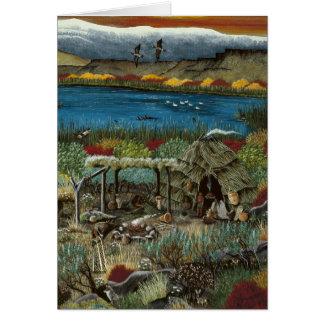 Oregon Paiute Card