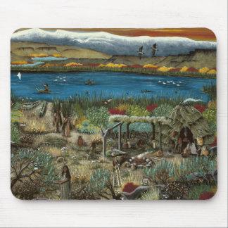 Oregon Paiute Mouse Pad