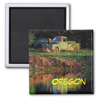 Oregon (Pickup) Magnet