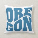 Oregon Pillows