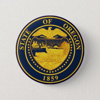 Oregon Pinback Button