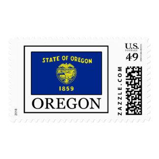 Oregon Postage
