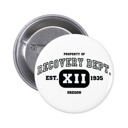 OREGON Recovery Buttons