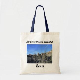 Oregon Reuseable tote Tote Bags