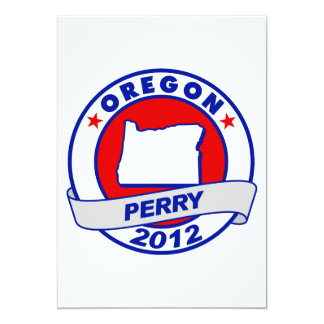 Oregon Rick Perry Announcement