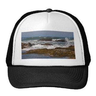 Oregon Rocks and Waves Hat