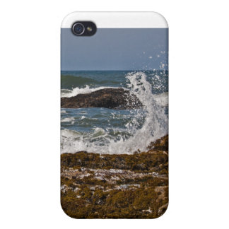 Oregon Rocks and Waves iPhone 4/4S Cover