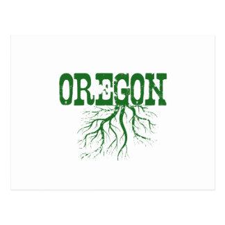 Oregon Roots Postcard