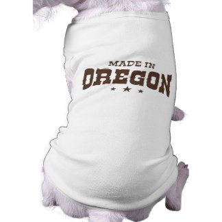 Oregon Camiseta De Mascota