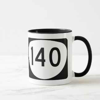 Oregon Route 140 Mug