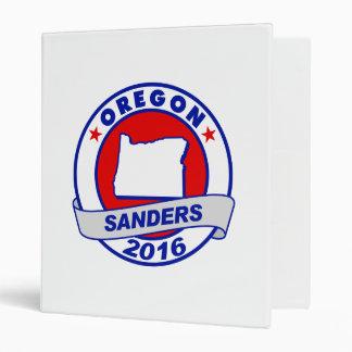 oregon Sanders 2016.png Vinyl Binders