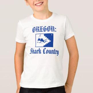 OREGON: Shark Country T-Shirt