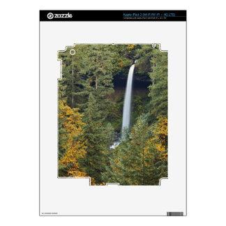 Oregon, Silver Falls State Park, North Falls iPad 3 Decals