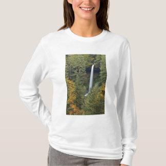Oregon, Silver Falls State Park, North Falls T-Shirt