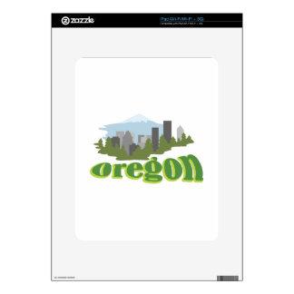 Oregon Skin For iPad