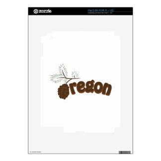 Oregon Skin For The iPad 2