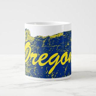 Oregon 20 Oz Large Ceramic Coffee Mug