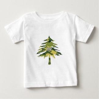 Oregon Spruce Baby T-Shirt