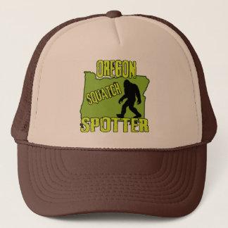 Oregon Squatch Spotter Trucker Hat