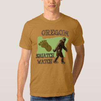 Oregon Squatch Watch Tee Shirt