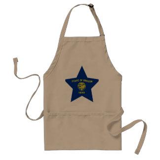 Oregon Star Aprons
