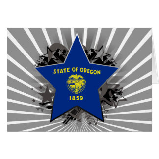 Oregon Star Card