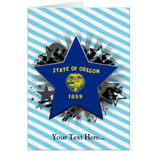 Oregon Star Card