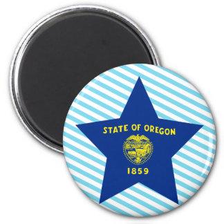 Oregon Star Magnets