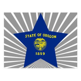 Oregon Star Postcards