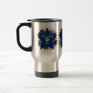 Oregon Star Travel Mug