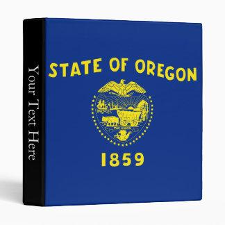 Oregon State Flag Vinyl Binders